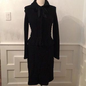 Cynthia Steffe  sweater 2 piece size m